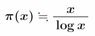 prime-number-theorem