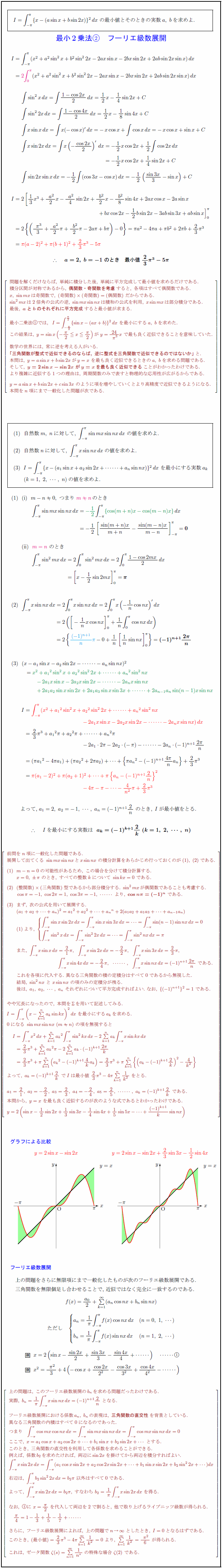 fourier-series-expansion