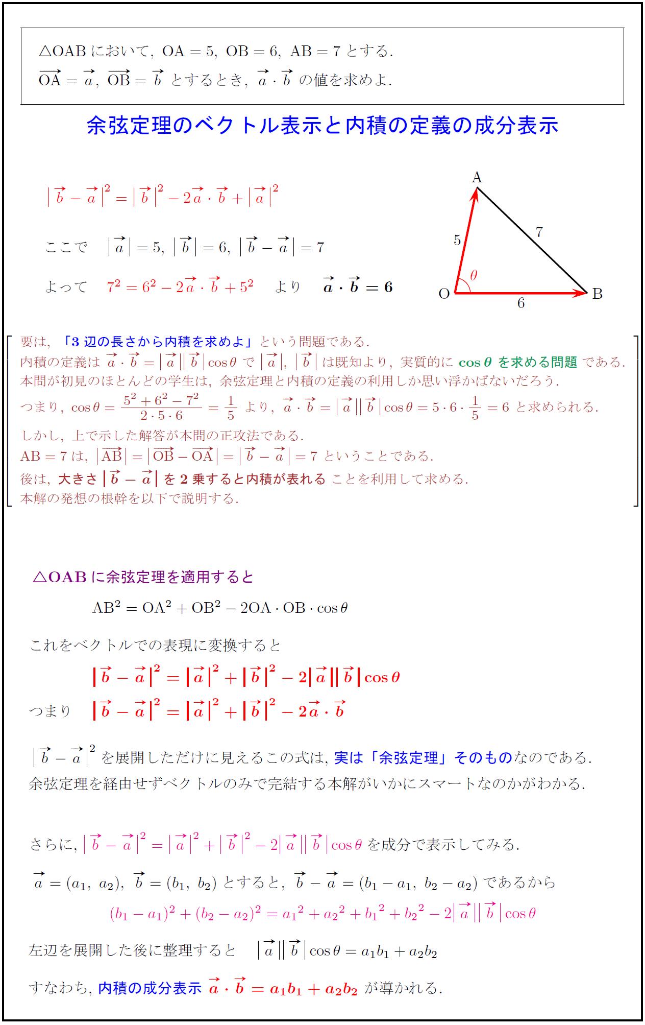 成分 ベクトル の ベクトル成分の座標変換 [物理のかぎしっぽ]