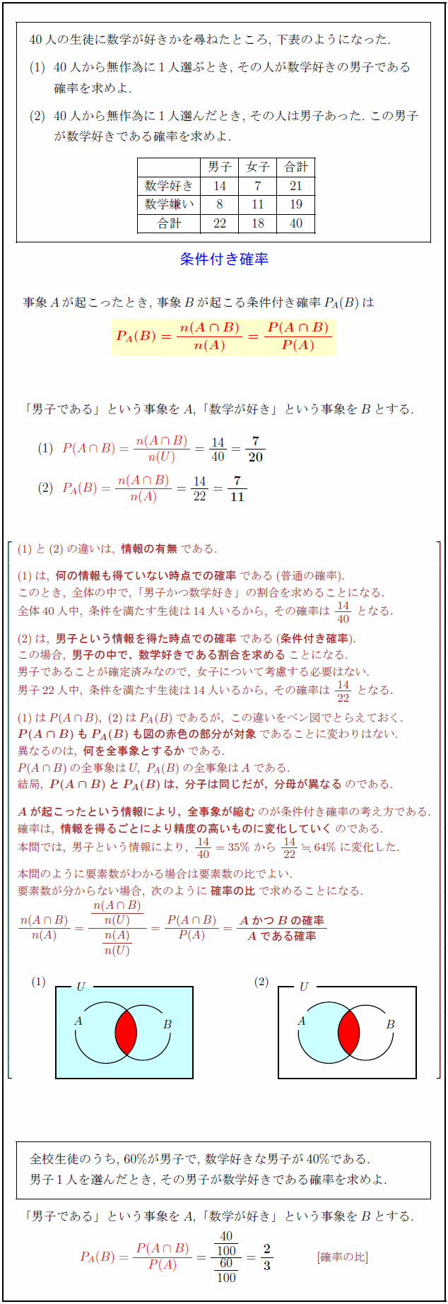 conditional-probability