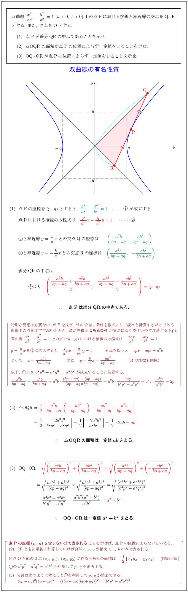 hyperbola-property