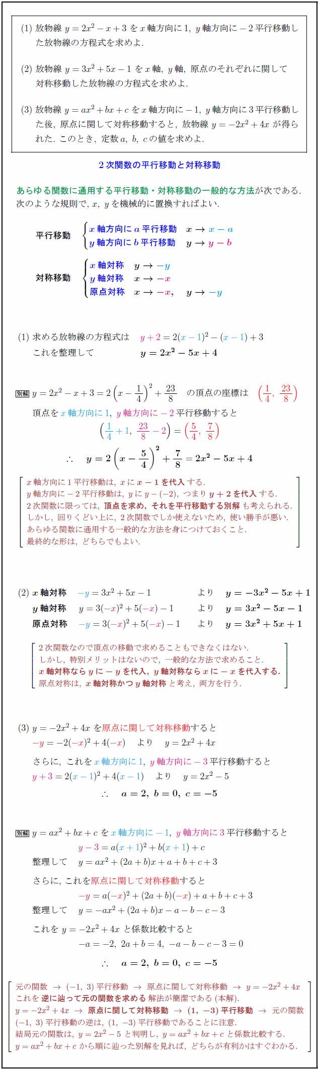 parallel-symmetric