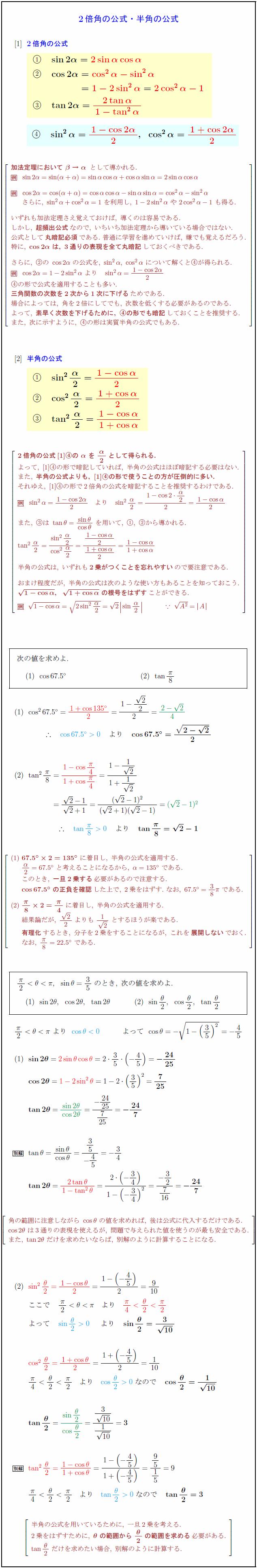 double-angle-formula